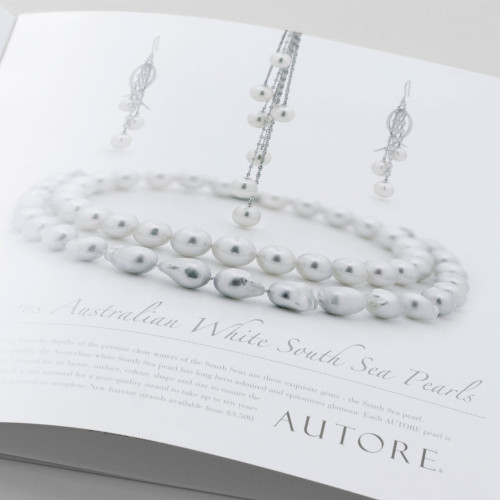 Autore – Jewellery Catalogue Design