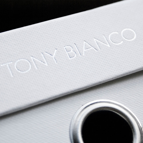 Tony Bianco Packaging Design